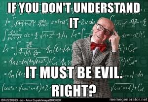 EvilMath