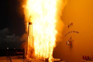 Interceptor launch